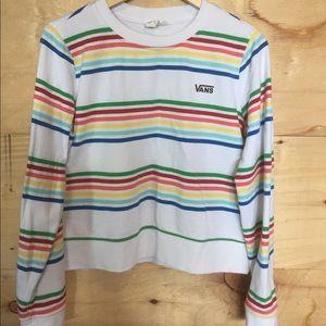 Vans Rainbow Pullover